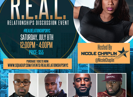 R.E.A.L. Relationships Discussion Event