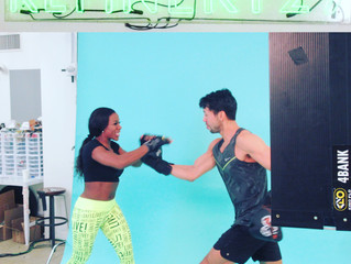 Refinery 29 #BusyBodies Boxing Workout