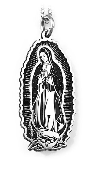 Collana Madonna Guadalupe