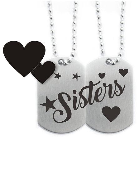 Targhette SISTERS