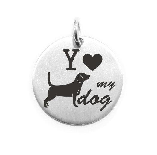 Y love my dog