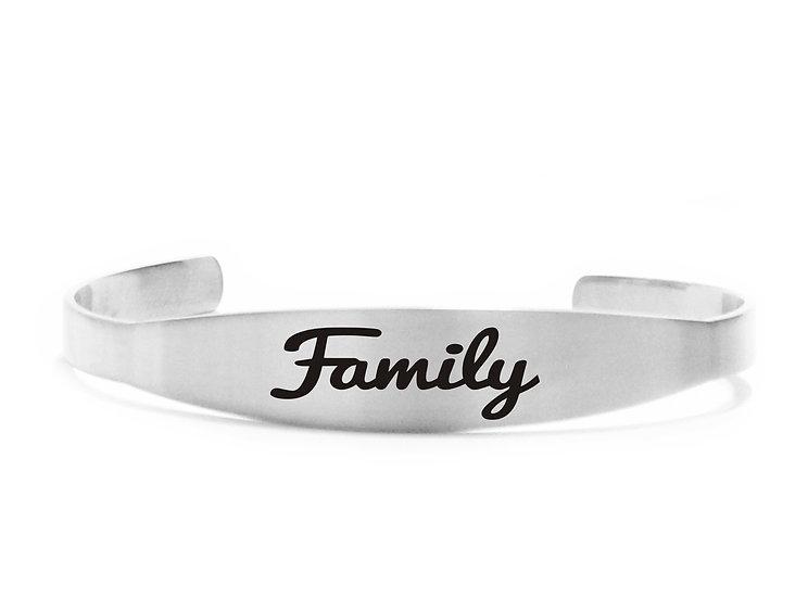 Bracciale  rigido FAMILY