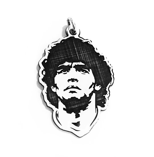Pendente Icona  Maradona