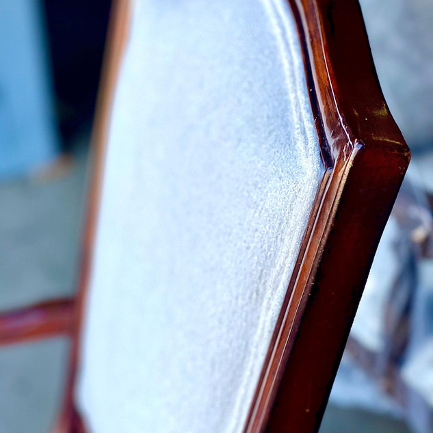 Stain Resistant Dining Chair