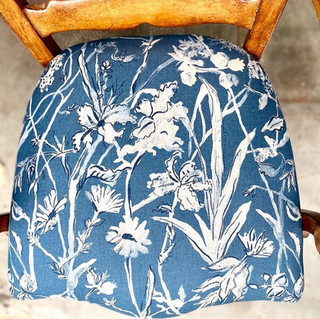 Floral Dining Seats