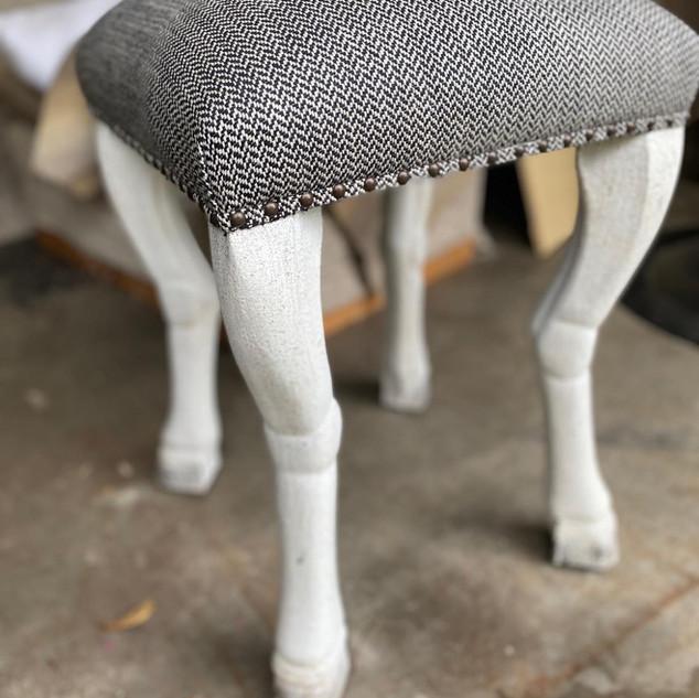 Horse Leg Stools