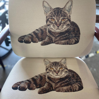Purrty Kitty Chair