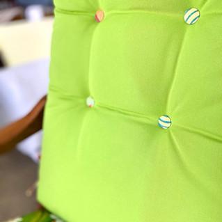 Tropical Rocking Chair