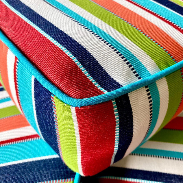 Colorful Outdoor Cushions