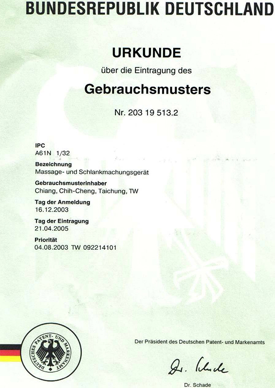German patent