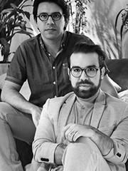 W. Leão Ogawa e Heitor Arrais
