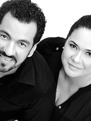 André Brandão e Marcia Varizo