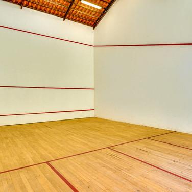 Quadras de squash