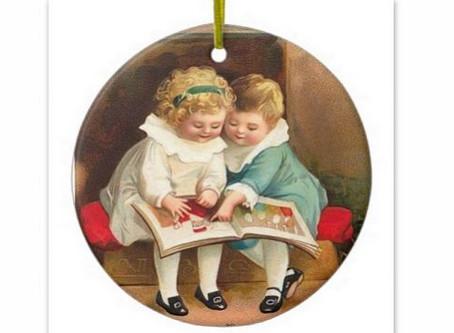 Παιδικά βιβλία για τις διακοπές των Χριστουγέννων!