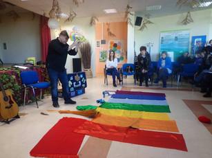 Το παραμύθι στην περιβαλλοντική εκπαίδευση - Σεμινάριο στην Αρναία