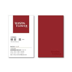 Hands flower co., ltd @TAKASAKI  size : 91*55