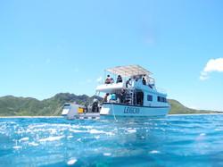 Okinawa Diving with Tebah Dive