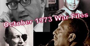 Τι θα γινόταν εάν... ...……ο Αραβοϊσραηλινός πόλεμος του 1973 μετατρεπόταν σε Παγκόσμιο;