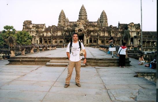 Ανγκόρ Βατ- Καμπότζη