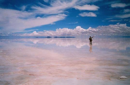 Salares de Uyuni - Βολιβία