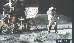 Δεν πήγαμε ποτέ στη Σελήνη;