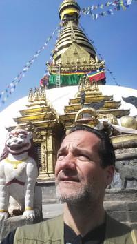 Swayambunath- Κατμαντού - Νεπάλ