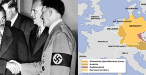 Τι θα γινόταν εάν... ...ο Δεύτερος Παγκόσμιος Πόλεμος είχε ξεσπάσει το 1938;