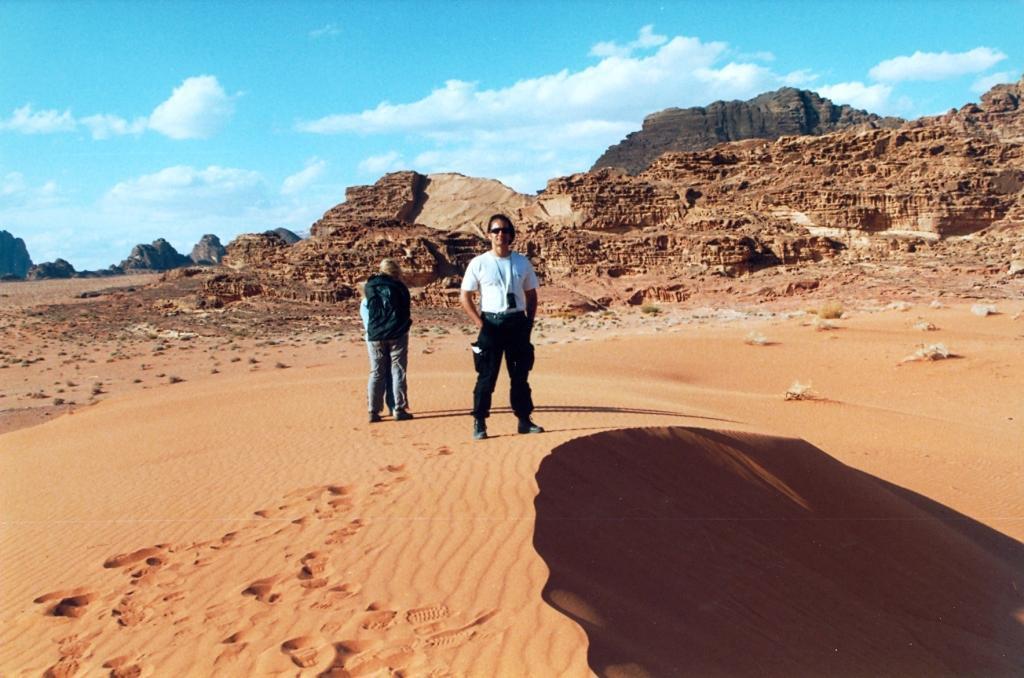 Wadi Rum - Ιορδανία