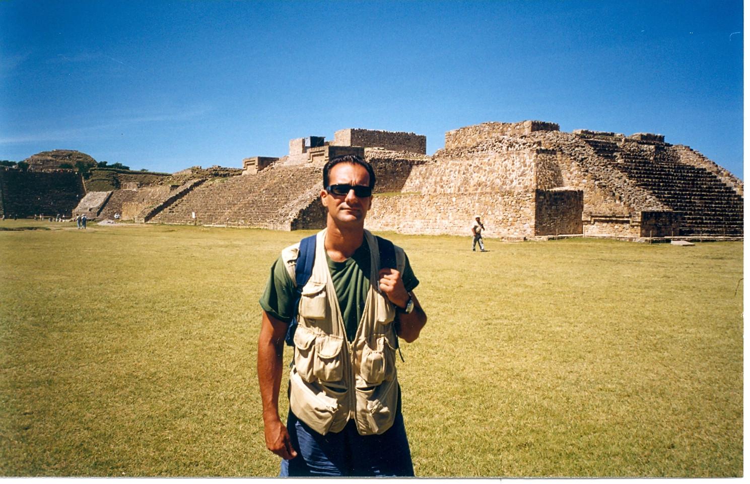 Monte Alban - Μεξικό
