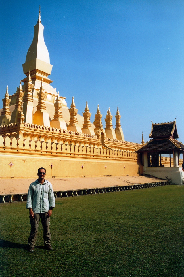 Pha That Luang - Λάος