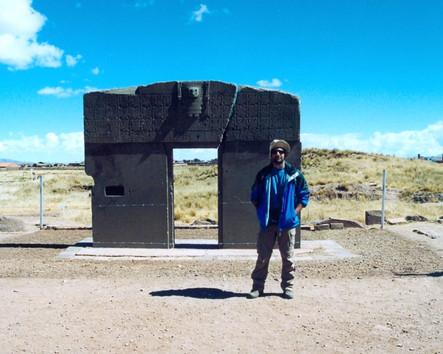 Tiwanaku - Puerta del Sol  - Βολιβία