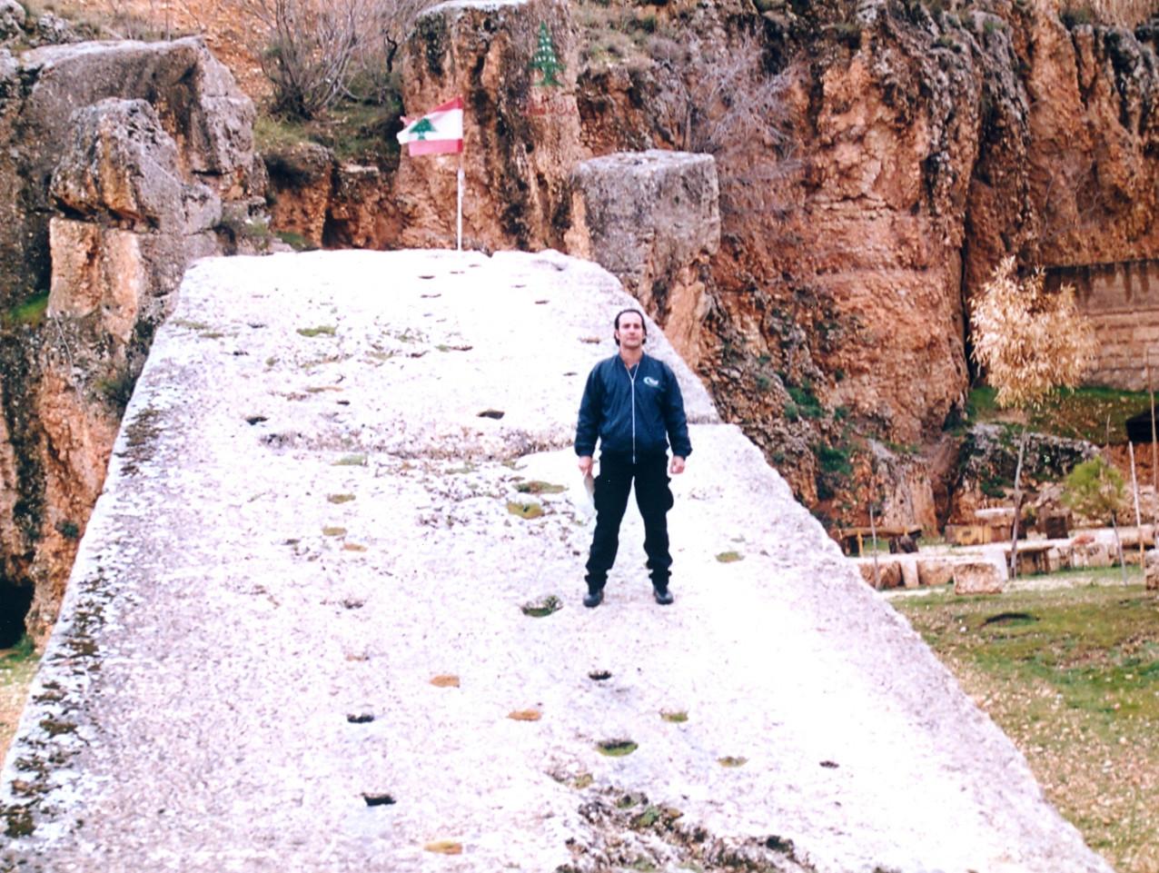 Baalbek - Λίβανος