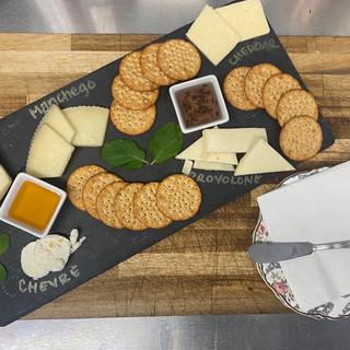 spanish cheese sampler