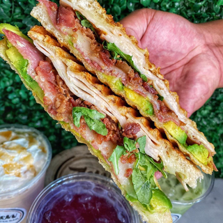 ultimate grilled panini