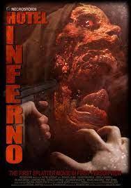 Critique : Hotel inferno (2014) (Giulio De Santi)
