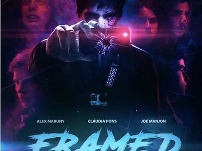 Framed (2018) (Marc Martínez Jordán)