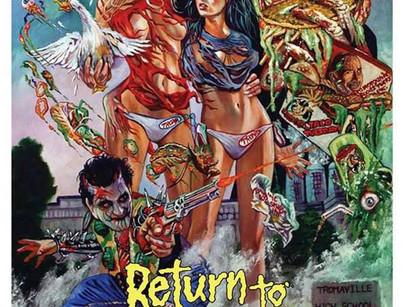 Critique : Return to Nuke 'Em High Volume 1 (2013) ( Lloyd Kaufman)