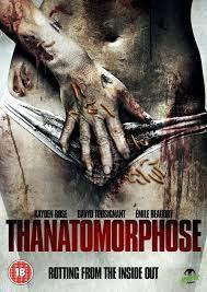 Critique : Thanatamorphose (Eric Falardeau) (2012)
