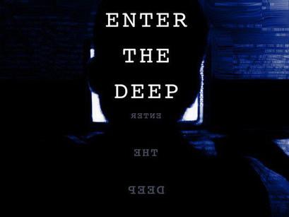 Enter the deep (2018) (Alan García )