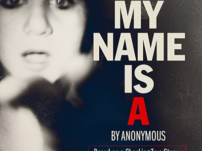Critique : My name is « A » by anonymous (Shane Ryan, 2012)
