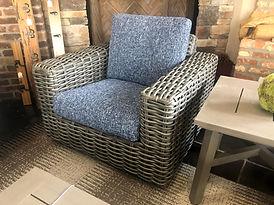 ebel chair busch fireplace