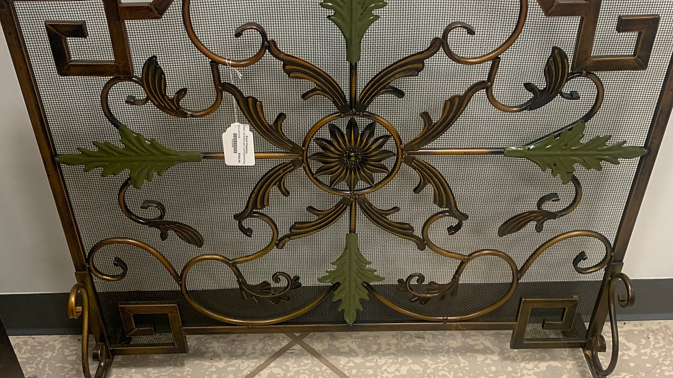 PANEL SCREEN ANT COPPER/PATINA