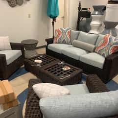 Summer Classics Chair and Sofa Set