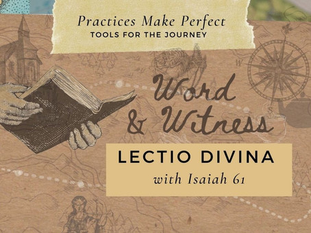 In-Depth with Lectio Divina
