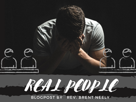 Real People - by Brent Neely