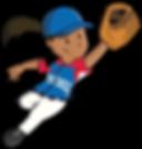 Voltigeur FILLE -Baseball Qc.png