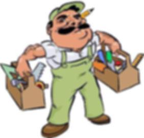 תחזוקת מבנים, בנייה ושיפוץ
