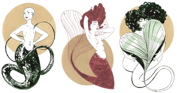 A Selection from Mermay 2018