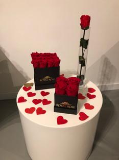Royal rose red