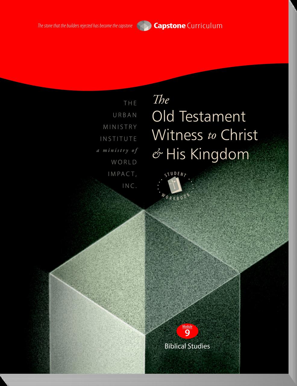 Old Testament Witness for Christ